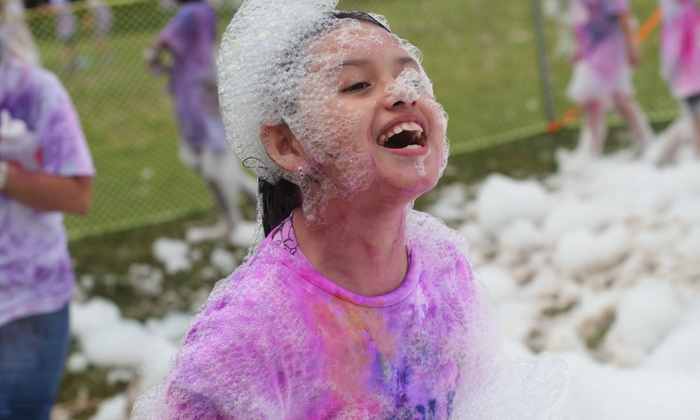 Bubble Palooza - Loudoun 4H Fairgrounds: $17 for Admission for One Person to Bubble Palooza on Saturday, April 28, 2018 ($29 Value)