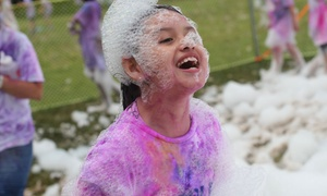38% Off Admission to Bubble Palooza at Long Island Sports Park at Bubble Palooza, plus 6.0% Cash Back from Ebates.
