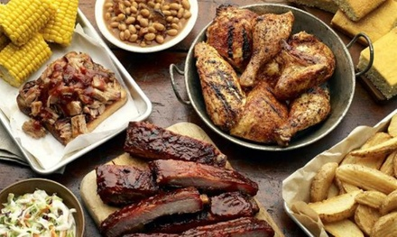 Brazilian Food: $19 for $40 for 1 or 2, $38 for $80 for 3 or 4 or $57 for $120 for 5 or 6 People, Costela Ribs and Rumps