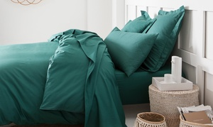 Pack linge de lit en coton Today -19% réduction