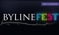 Byline Festival, 2 - 4 June, Pippingford Park (Up to 20% Off*)