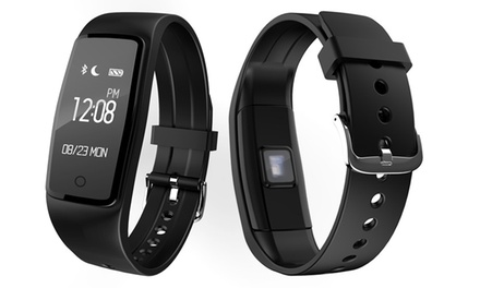 SmartWatch FitTrack met hartslag meting