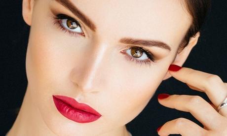 Microblading für Augenbrauen inkl. Nachbehandlung innerhalb von 4 Wochen im Haus Der Schönheit Mannh