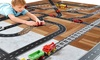 DIY Adhesive Toy Car Track Tape