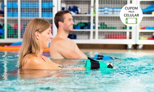 Elite Fitness: Elite Fitness – Boa Viagem: 1 ou 3 meses de hidroginástica, com matrícula inclusa