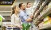 UTRY.ME Supermarkt-Produkte-Box