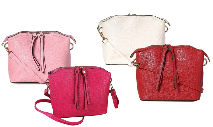 Deals for Less General Trading: One (AED 49), Two (AED 89) or Four (AED 169) Women's Mini Crossbody bag in Choice of Colours
