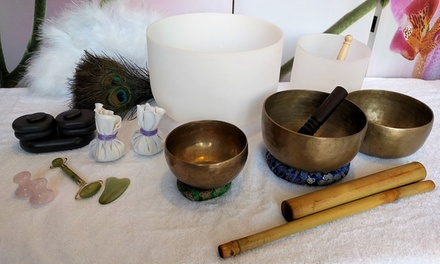Sesión de 35, 55 o 75 minutos de masaje a elegir para 1 persona en Natural Wish (hasta 59% de descuento)