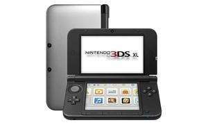 oferta: Consola Nintendo 3DS XL en color negro y plata por 159 € (20% de descuento) con envío gratuito
