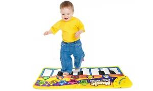 1 ou 2 pianos géants pour enfants, afin de jouer avec les pieds
