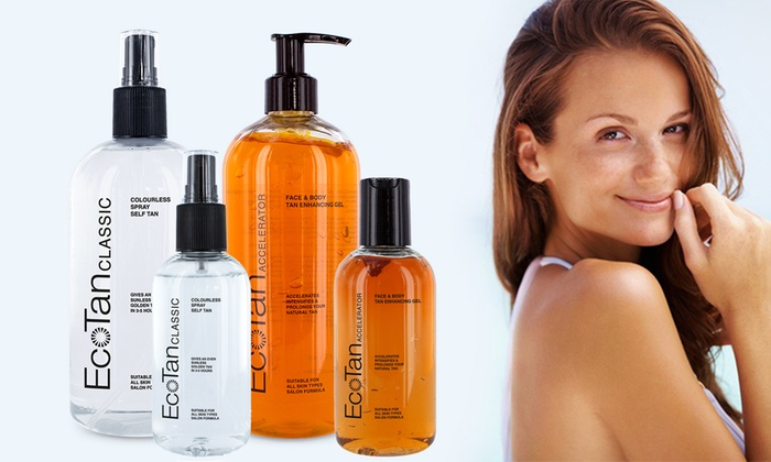 EcoTan Tanning Products
