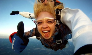 Missouri River Valley Skydivers: Tandem Skydiving at Missouri River Valley Skydivers (Up to 51% Off). Two Options Available.