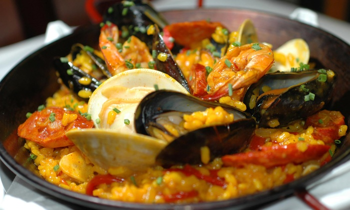 The 9th Door - Multiple Locations: $18 for $30 Worth of Spanish Tapas  for Two or More People at The 9th Door
