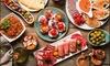 £20 Toward Latin-American Food