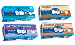 QuickStudy Flash Cards