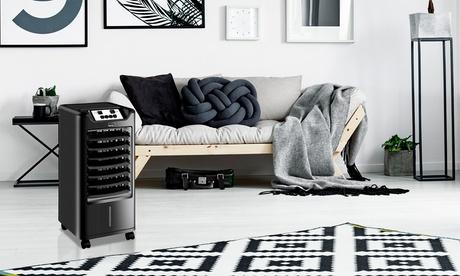Enfriador de aire evaporativo portátil