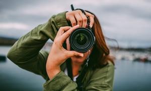 """Fotourio: 8 Std. Fotokurs """"Fotografieren für Einsteiger"""" inkl. Wertgutschein über 20 €bei Fotourio (61% sparen*)"""