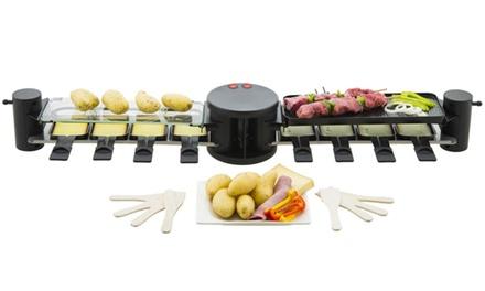 Raclette 4 en 1 H.Koenig à 59.90€ (50% de réduction)
