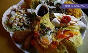 Casa Gonzales: Degustazione messicana con varie portate e vino per 2 persone al ristorante Casa Gonzales in via Cavour (sconto 48%)