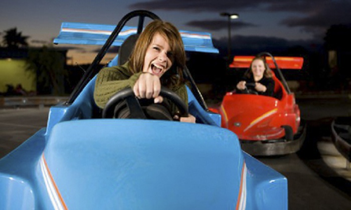 Incredible Pizza Company - Urbandale: $50 for Unlimited Bumper Cars, Go-Karts, and Video Games All Summer For One at Incredible Pizza Company ($100 Value)
