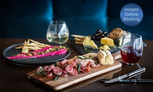 First Edition - Novotel Canberra: $29 for $50 or $55 for $100 To Spend on Food and Drinks at First Edition - Novotel Canberra