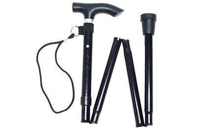 Life Healthcare Foldable Walking Stick