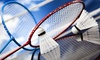 RichmondPro Badminton Center - City Centre: Badminton Fitness Play for Two or Four at RichmondPro Badminton Center (Up to 59% Off)