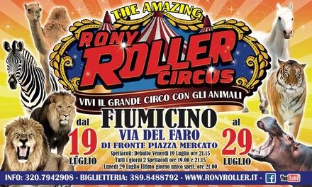 Promozione Attività per Bambini Groupon.it Rony Roller Circus, Fiumicino