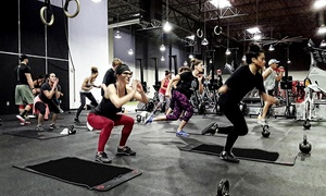 Sweathaus Health and Fitness: One, Two, or Three Months of Fitness Classes with Gym Membership at Sweathaus Health and Fitness (Up to 74% Off)