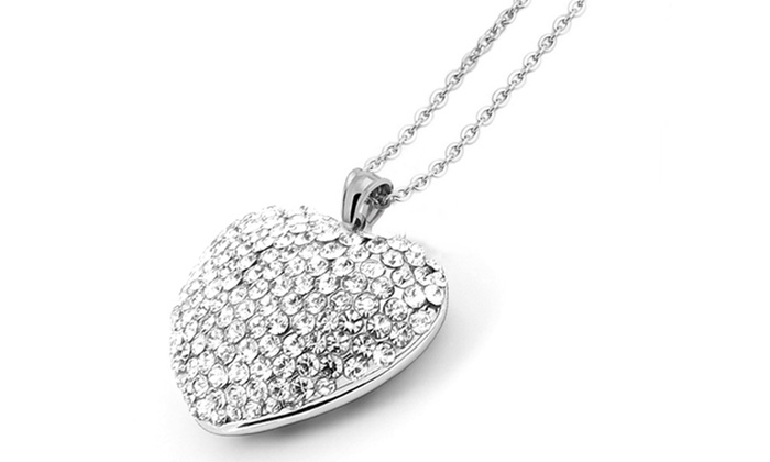 Collana con cristalli di Swarovski®