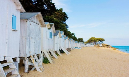 Île de Noirmoutier : 1 à 4 nuit(s), petit déjeuner ou demi pension, accès spa en option à lHôtel des Dunes pour 2