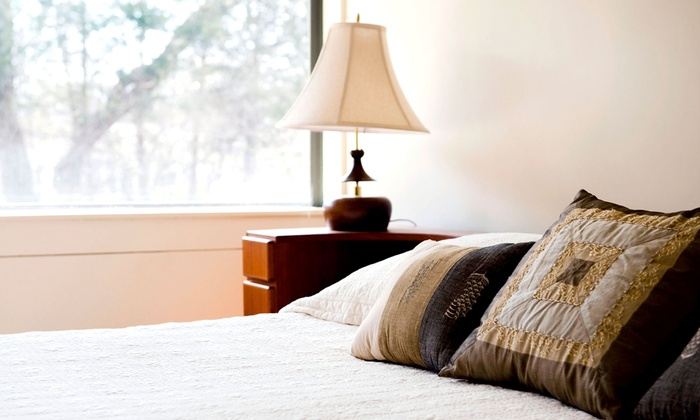Discount Mattress - Multiple Locations: Foam-Mattress Sets or Mattresses at Discount Mattress (Up to 85% Off). Six Options Available.
