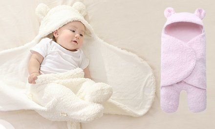 Newborn Thermal Baby Blanket