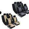 Premium Fabric Auto Seat Covers