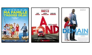 Gaumont Pathé Talence Université: 3 films en avant-première en présence des équipes à 5 € au Gaumont Talence Universités