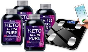 Keto Ultra Pure + Balance offerte