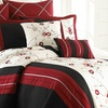 12-Piece Embroidered Comforter Sets