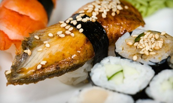 Silhouette - Downtown: $12 for $25 Worth of Sushi and Japanese Cuisine for Dinner at Silhouette