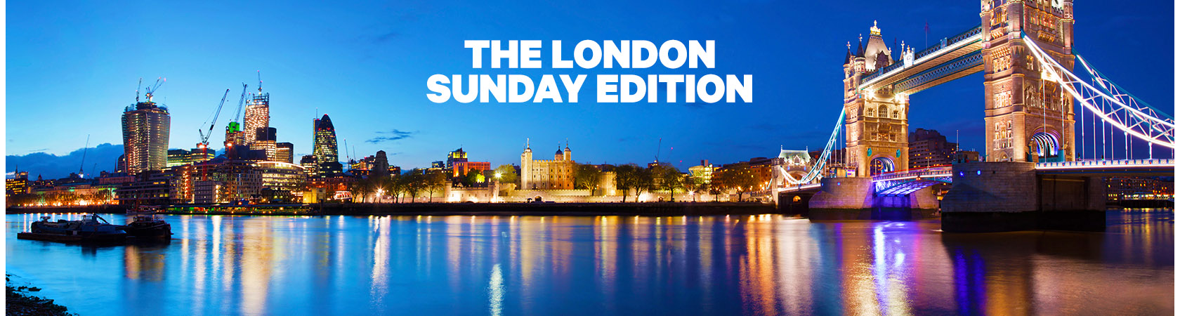 The London Sunday Edition