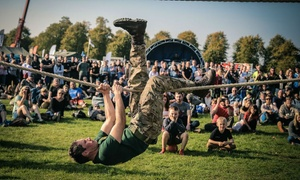 Bear Grylls Festival: Bear Grylls Festival: Tickets for Up to Four, 20 August - 24 September, Multiple Locations (Up to 42% Off*)
