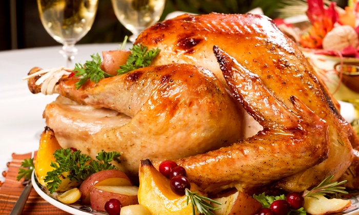 Amazing Catering - Los Angeles: $89 for a Catered Roasted-Turkey or Roast Beef Dinner for Eight from Amazing Catering ($183 Value)