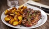 La Régence Café - Vence: Menu gourmand avec entrée, plat et dessert pour 2 personnes dès 29 € à la Régence Café