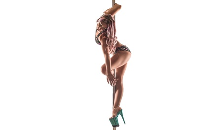 One, Five or Ten Pole Dancing Classes or Three-Month Gold Membership at FPS Fitness Studios (Up to 90% Off)