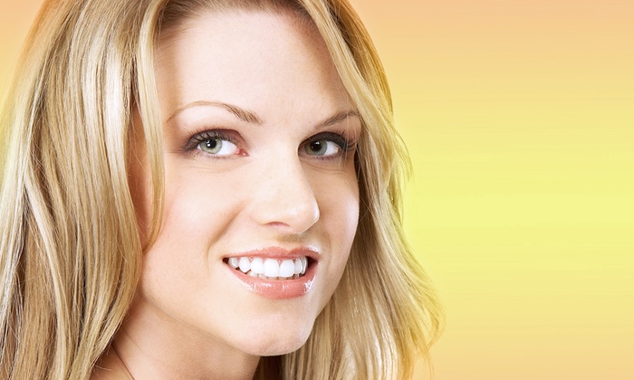 Laurel Smile Dentistry - Redwood Heights: One or Two In-Office Teeth Whitening Treatments with Touch-Up Kit at Laurel Smile Dentistry (Up to 63% Off)