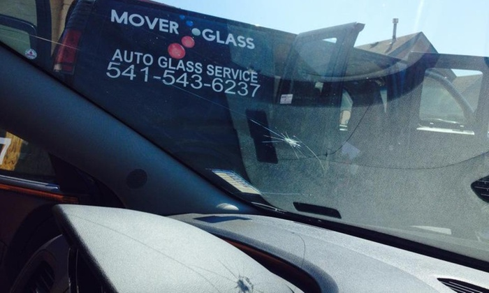 Mover Auto Glass - Trainsong: $25 for $60 Worth of Automotive Window Repair — Mover Glass