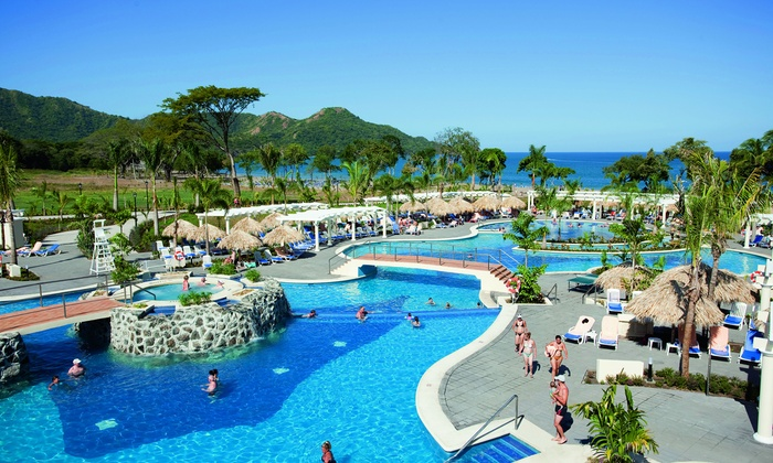 4 Night All Inclusive Riu Guanacaste Hotel Stay With Air