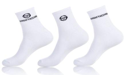 Pack de 9, 15 o 24 calcetines para hombre Sergio Tacchini