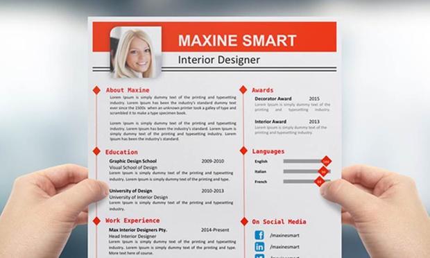 resume lift groupon