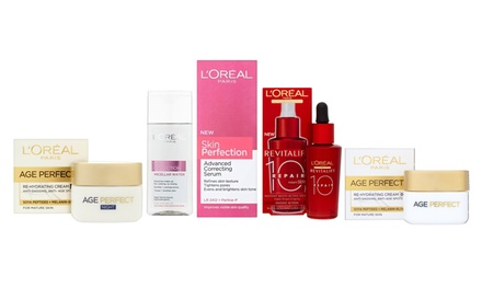 L'Oreal Skin Care FivePiece Set for £22.99