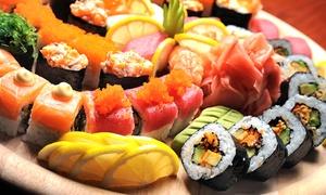 Bento Sushi: Japońska uczta: 42 kawałki maki i nigiri za 59,99 zł i więcej opcji w Bento Sushi (do -45%)
